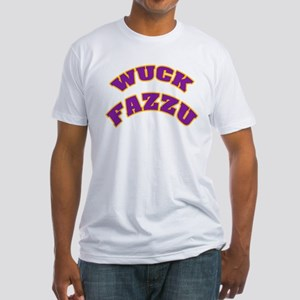 WUCK FAZZU Fitted T-Shirt