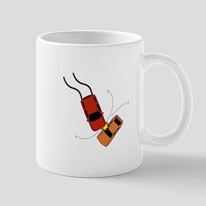 Car Accident Mugs