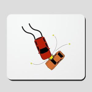 Car Accident Mousepad