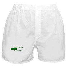 DISHES LOADING... Boxer Shorts