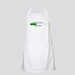 DISHES LOADING... BBQ Apron