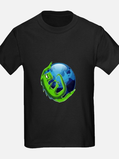 Alternate Mozilla Browser Icon T-Shirt