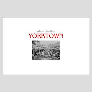 ABH Yorktown Large Poster