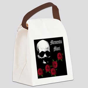 mementomori Canvas Lunch Bag