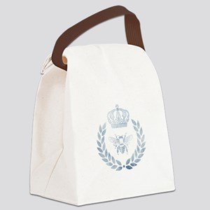 THE FRENCH BEE Canvas Lunch Bag