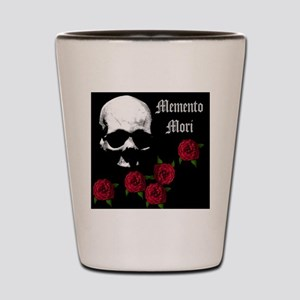 mementomori Shot Glass