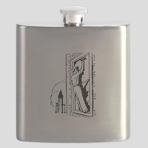Window washer Flask