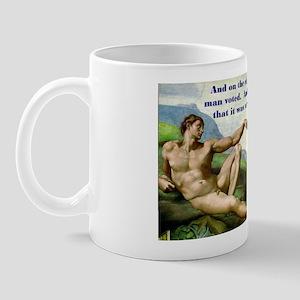 Freedom is a Divine Gift Mug