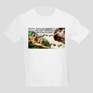Freedom is a Divine Gift Kids T-Shirt