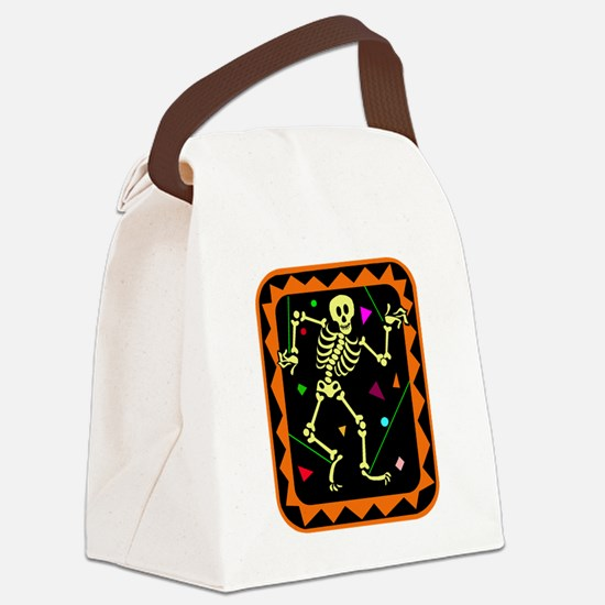 dayofdeaad.png Canvas Lunch Bag