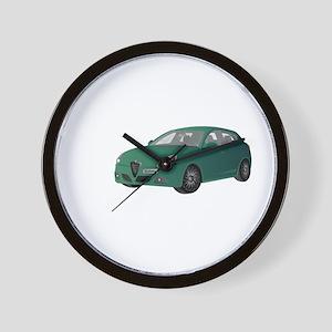 Alfa Romeo Giulietta Wall Clock