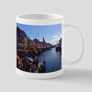 Canal Tour Time Mugs