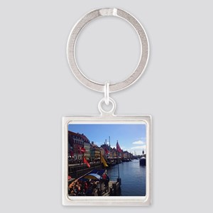 Canal Tour Time Keychains