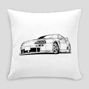 Porsche 911 car Everyday Pillow