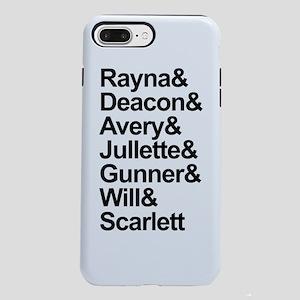 Nashville Cast iPhone 8/7 Plus Tough Case