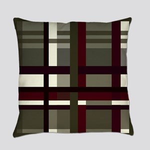 Falling Leaves Everyday Pillow
