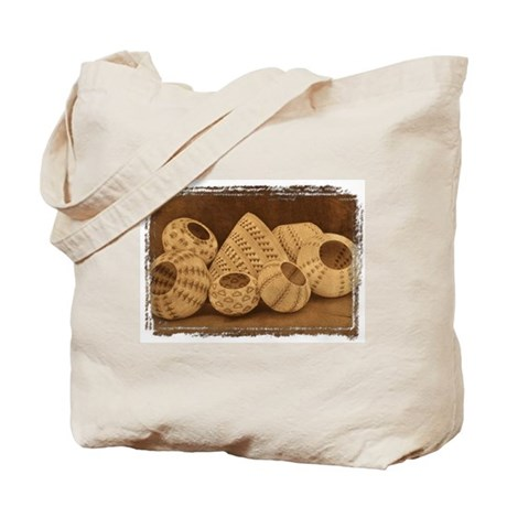 Washoe Baskets Tote Bag