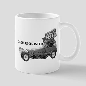"Bobby Burns ""LEGEND"" Mug"