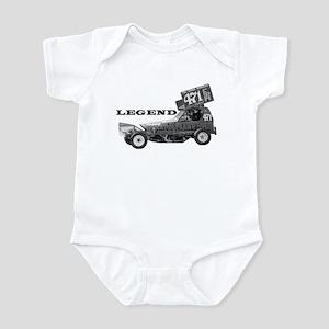 """Bobby Burns """"LEGEND"""" Infant Bodysuit"""