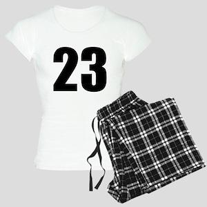 Number 23 Women's Light Pajamas