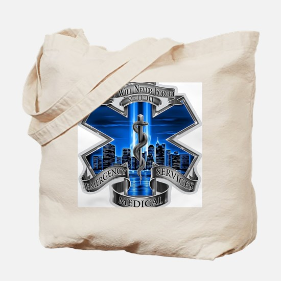 Funny Paramedic ems Tote Bag