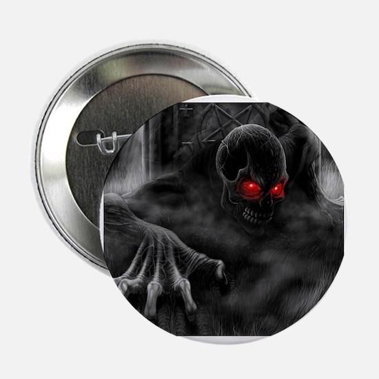 """Unique Paranormal 2.25"""" Button"""