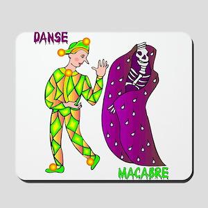 dansemacabre Mousepad