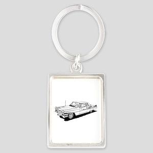 1957 Ford Thunderbird Keychains