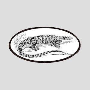 Monitor lizard Patch