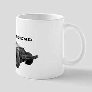 "John Toulson ""LEGEND"" Mug"