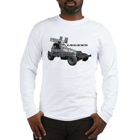 """John Toulson """"LEGEND"""" Long Sleeve T-Shirt"""