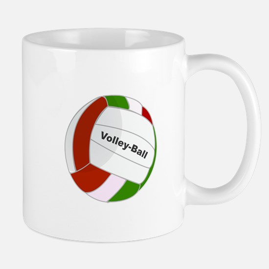 Volley ball Mugs