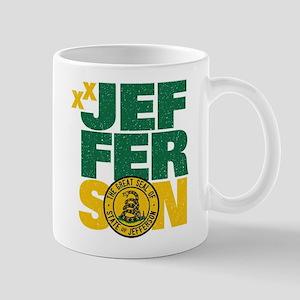 State of Jefferson - DTOM Mug