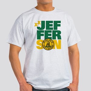State of Jefferson - DTOM Light T-Shirt