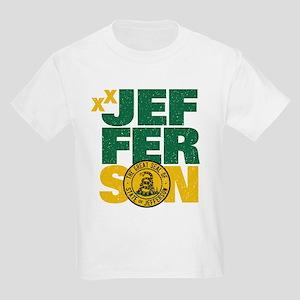 State of Jefferson - DTOM Kids Light T-Shirt