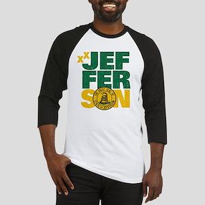 State of Jefferson - DTOM Baseball Jersey