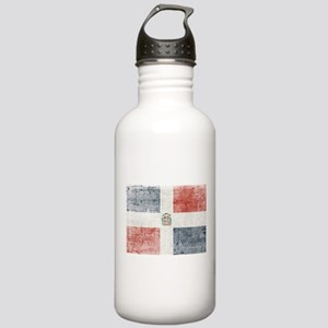 Dominican Republic Dis Stainless Water Bottle 1.0L