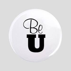 Be U - Button