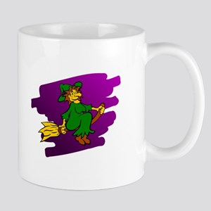 Bruja Verde Mugs