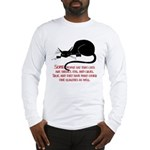 Sneaky Cats Long Sleeve T-Shirt
