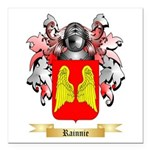 Rainnie Square Car Magnet 3