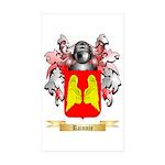 Rainnie Sticker (Rectangle 50 pk)