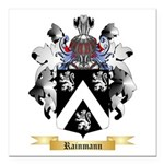 Rainmann Square Car Magnet 3