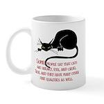 Sneaky Cats Mug