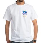 Rainier White T-Shirt