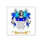 Rainier Square Sticker 3