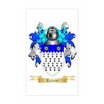 Rainier Sticker (Rectangle)
