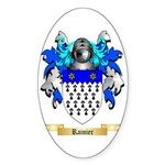 Rainier Sticker (Oval 50 pk)