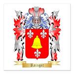 Rainger Square Car Magnet 3