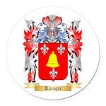 Rainger Round Car Magnet
